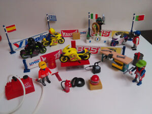 PLAYMOBIL 9958 Motorcycles GP