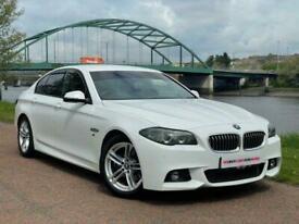 image for 2015 65 BMW 5 SERIES 2.0 520D M SPORT 4D 188 BHP DIESEL
