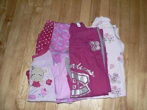 Tuques, cache-cou, bottes, souliers, pyjamas, pantoufles enfants