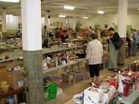 GARAGE SALE - ST-VINCENT-DE-PAUL CHURCH