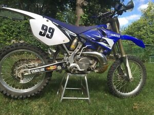 2013 Yamaha YZ 250 two stroke MINT!!