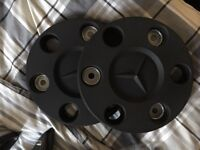 Mercedes sprinter twin wheel trims