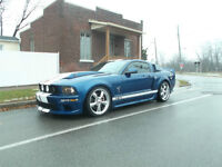 2006 Ford Mustang CLONE SHELBY 550 HP
