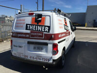 THEINER PAINTING - Professional Painting Contractors
