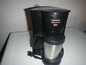 Black + decker single cup coffee maker