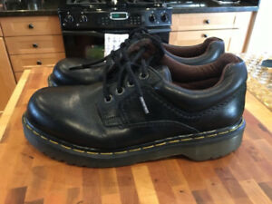 Vintage Men's Doc Martens Size 10 US Air Wair Black