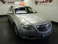 2009 Vauxhall/Opel Insignia 1.8i VVT (Nav) SRi - FINANCE AVAILABLE AT LOW RATES!