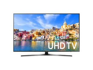 "Samsung 40"" 4K UHD Smart TV - UN40MU6290FXZC"