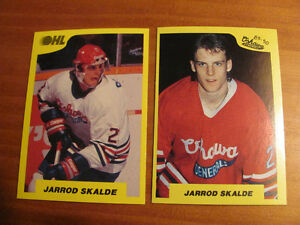 89/90 OHL Cards