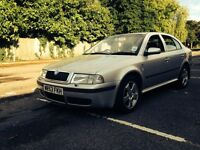 Skoda Octavia 1.9 TDI 130 BHP 6 SPEEDS