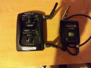 LINE 6  Relay G50 - Wireless pour guitare/basse