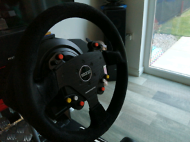Ps4 sparko steering wheel