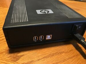 HP external DVD read/writer with Lightscribe Peterborough Peterborough Area image 3