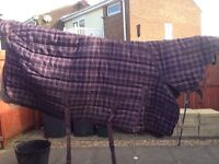 Masta stable rug 6ft3