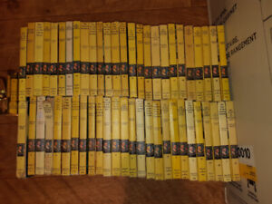 Nancy Drew Series - Books 2 through 53. Varying condition