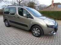 Citroen Berlingo Partner Automatic 4 Seat Wheelchair Accessible Car WAV