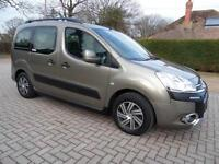 Peugeot Partner Automatic Wheelchair Accessible 4 Seat Car WAV