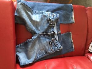 Womens almost new 26 jeans