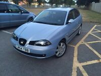 2005 seat ibiza 1.4l (car is still available if you see this ad)