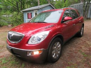 2012 Buick Enclave Leather AWD Tow package 98000km