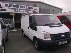2009 09 reg Ford Transit 2.2TDCi Duratorq ( 85PS ) 260S ( Low Roof ) SWB