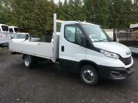Iveco Daily 35C14 4.1M Dropside 136 BHP Euro 6D New