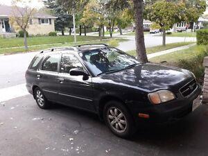2000 Suzuki GL Wagon