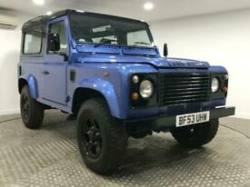 2003 Land Rover Defender 90 2.5 TD5 County 3dr (6 Seats) SUV Diesel Manual