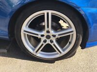 18 inch alloy wheel rims