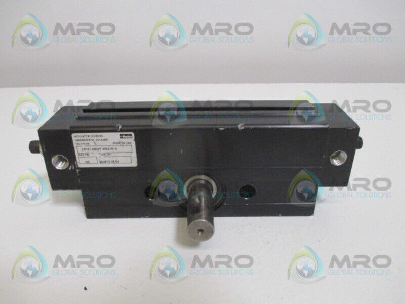 PARKER XR151-0907F-RB21M-A ACTUATOR * USED *