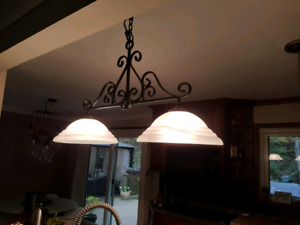 Pendant light was in our kitchen