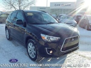 2014 Mitsubishi RVR GT  New Tires Leather Moonroof