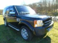 2007 Land Rover Discovery 2.7 Td V6 GS 5dr ESTATE Diesel Manual