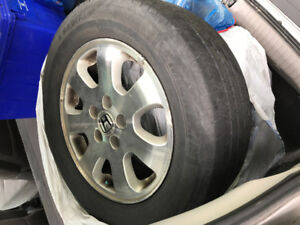 Used All Seasons Tires for Honda Odessey 2003