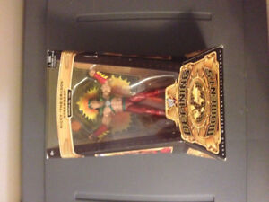 Wwe Ricky the dragon steamboat defining moments figure