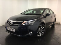 2014 64 TOYOTA AVENSIS ICON D-4D DIESEL 1 OWNER SERVICE HISTORY FINANCE PX