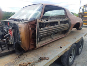 1978 Camaro for parts or great project