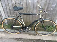 Beautiful Gents BSA Town Bike. Beautiful condition for age, Free delivery