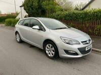 2014(14) Vauxhall Astra 1.3CDTi 16v ( 95ps ) ecoFLEX ( s/s ) Sport Tourer Estate