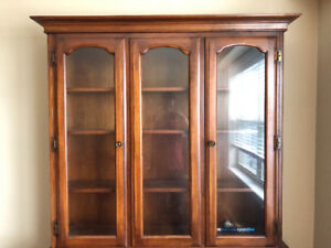 FS: Cabinet Section of Dining Room Hutch