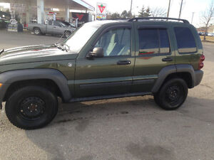 2006 Jeep Liberty Diesel SUV, Crossover