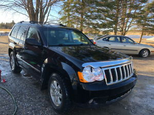 Jeep Grand Cherokee Diesel North Edition 2008