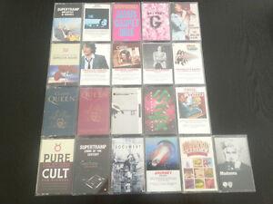 cassettes - divers artistes