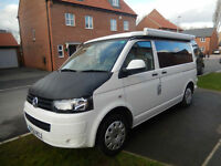 Volkswagen T5 by Camper King 4 Berth Central Dinette Campervan For Sale