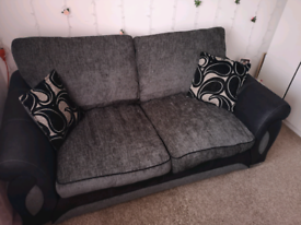 Double Sofa bed futon 2 seater