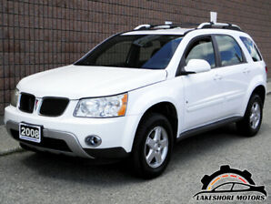 **SOLD** 2008 PONTIAC TORRENT || CERTIFIED || FWD SUV