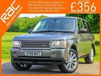 2008 Land Rover RANGE ROVER Vogue 3.6 TDV8 Turbo Diesel SE 4x4 Auto Sunroof Sat