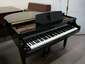 USED Samick Baby Grand Piano Clearance Sale! NEW Arrival