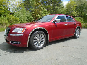 2011 Chrysler 300-Series C Sedan