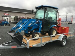 LS MT 122 Tractor Package DEAL